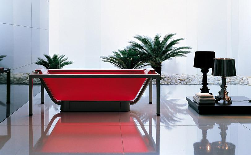 Salle de bain ardoise et bambou ~ Solutions pour la décoration ...