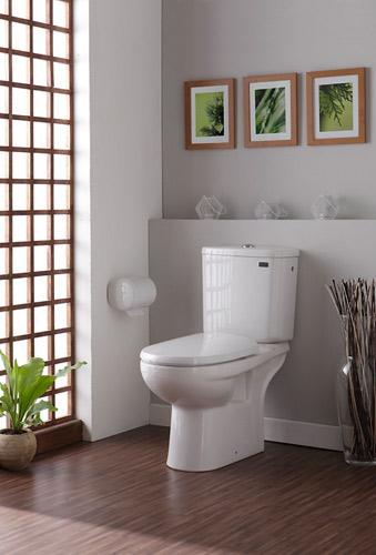Le WC Discrétion de Dubourgel