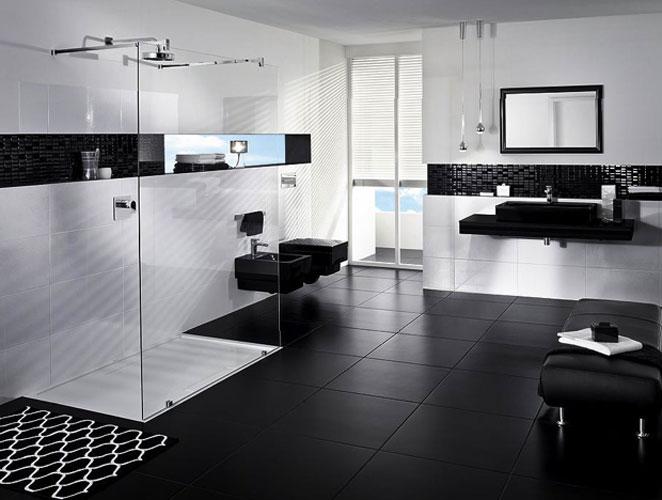 Guide de la salle de bains inspiration bain - Douche italienne petite salle de bain ...