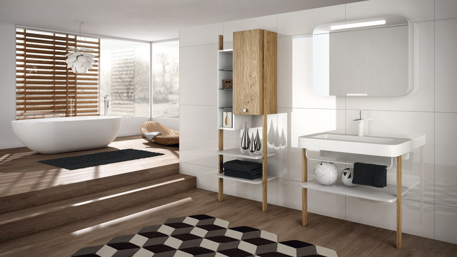 id obain 2012 les nouveaut s de la salle de bains inspiration bain. Black Bedroom Furniture Sets. Home Design Ideas