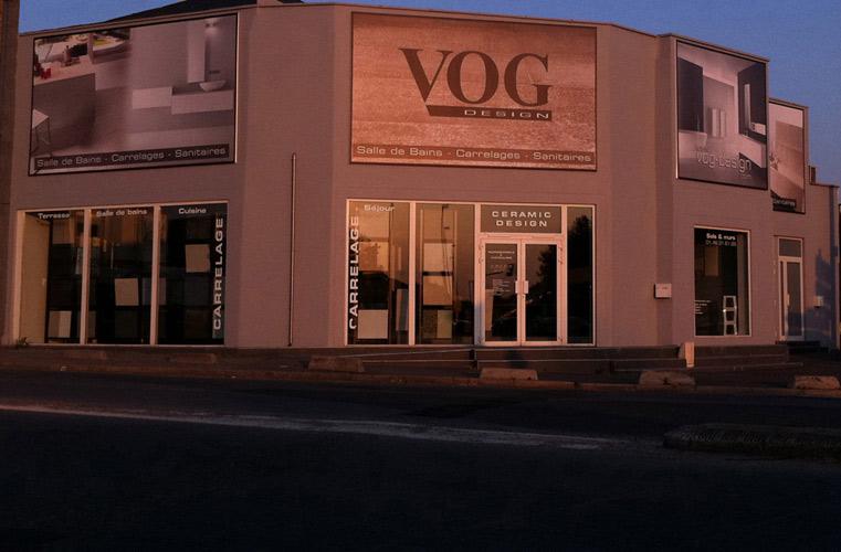 Magasin à découvrir Vog design