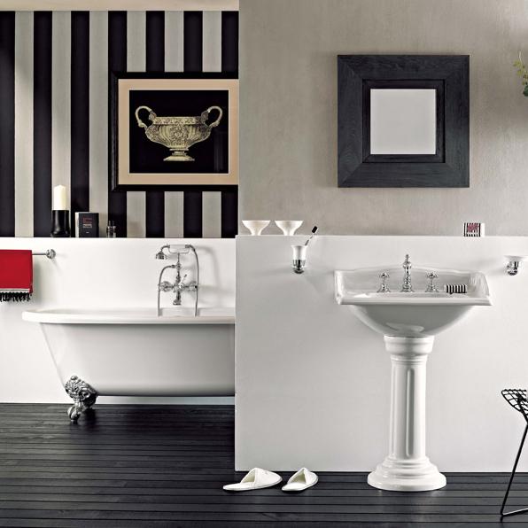 La salle de bains r tro d 39 horus inspiration bain for Salle de bain inspiration