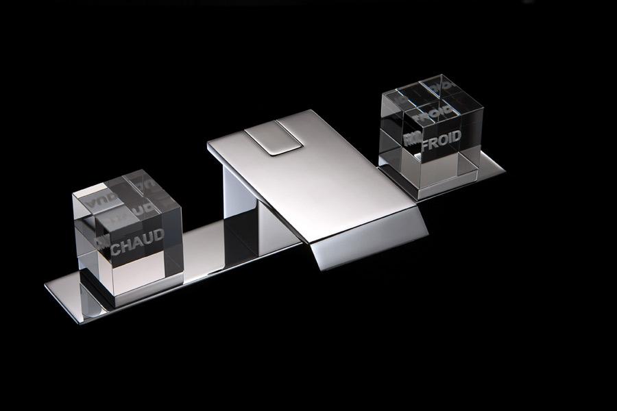 les nouveaux robinets in dits de thg inspiration bain. Black Bedroom Furniture Sets. Home Design Ideas