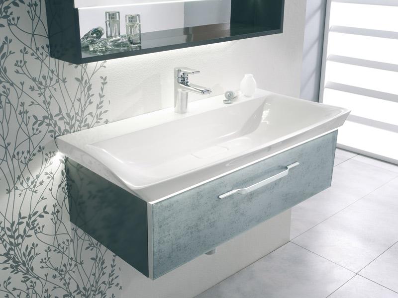 Meuble vasque de salle de bains : Loa d'AzurLign