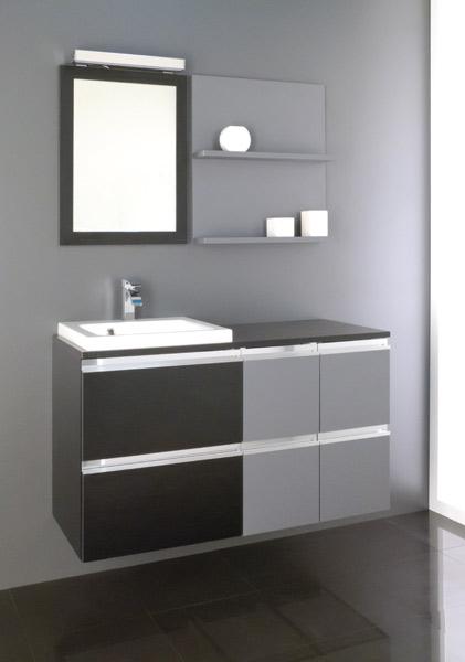 Home, la salle de bains évolutive de Bloc Miroir