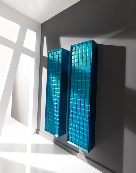 Colonnes de rangements pour la salle de bains : Ambiance Bain