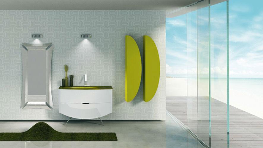 Colonnes de rangements pour la salle de bains : Nova Linea