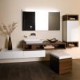 Inspiration : une salle de bains en bois