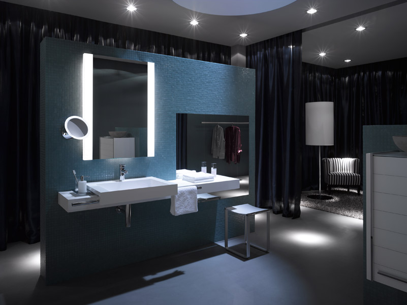 la salle de bains design pour mobilit r duite de keuco inspiration bain. Black Bedroom Furniture Sets. Home Design Ideas