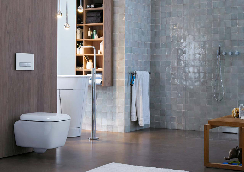 WC AquaClean de Geberit