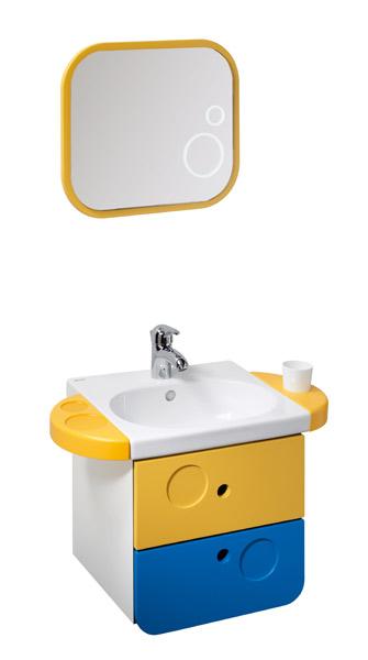 Salle de bains enfant : WCKids de Sanindusa