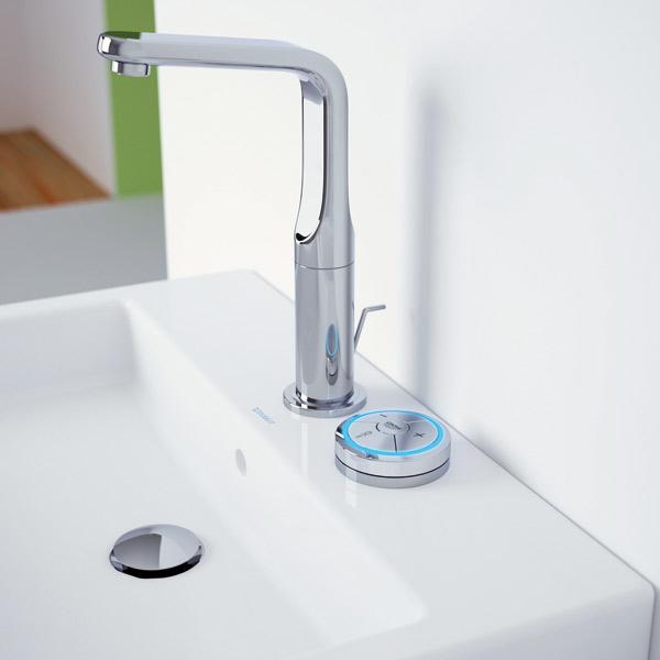 Salle de bains high-tech : Grohe