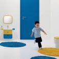 La salle de bains enfant de Sanindusa