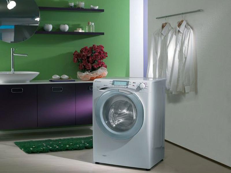 Les nouveaux lave-linge : Candy