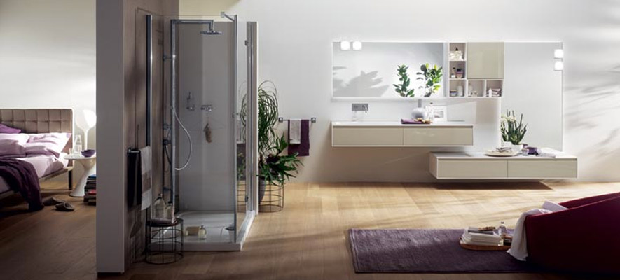 Salles de bains de Blu Scavolini