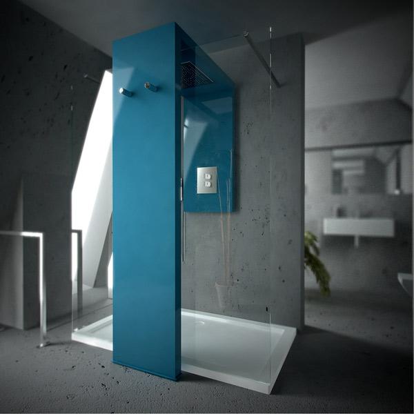 de meuble de salle de bain crescendo de marque cedam. Black Bedroom Furniture Sets. Home Design Ideas