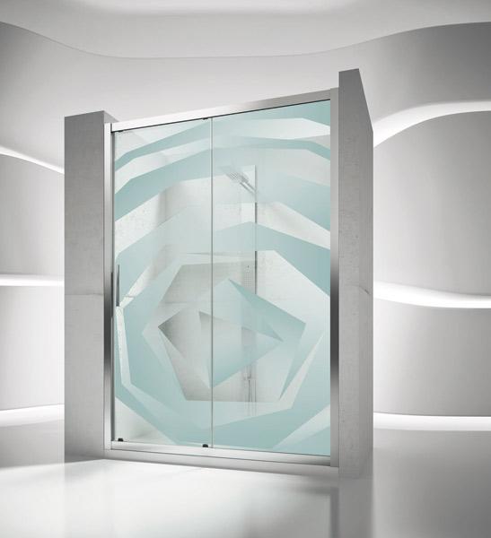 Paroi de douche Personal Glass de Vismaravetro
