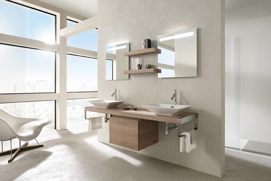 Parallel la nouvelle salle de bains de jacob delafon for Nouvelle salle de bain
