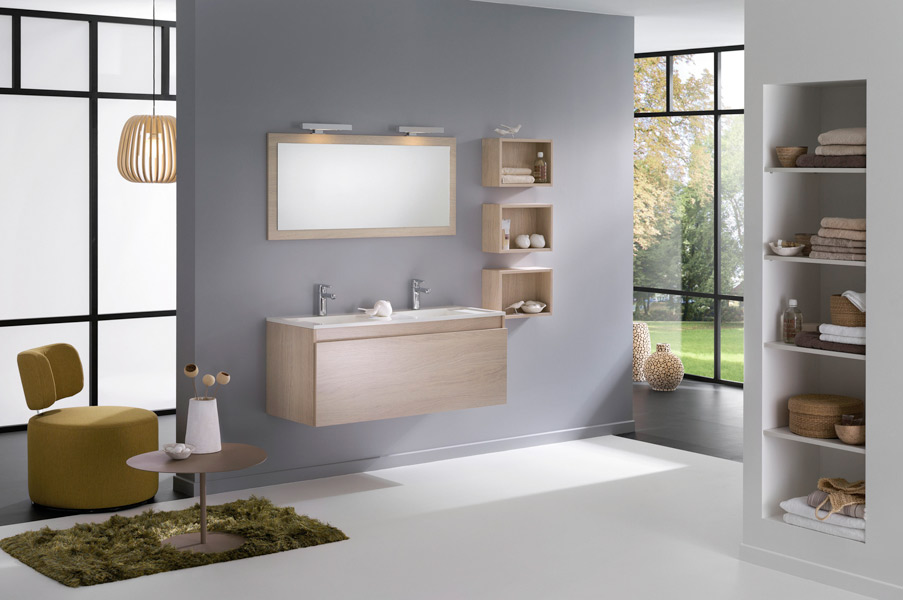 trouvez le style de votre salle de bains inspiration bain. Black Bedroom Furniture Sets. Home Design Ideas