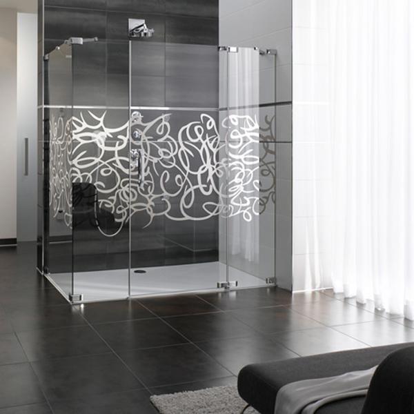 D fil de parois de douche inspiration bain for Paroi de douche italienne lapeyre