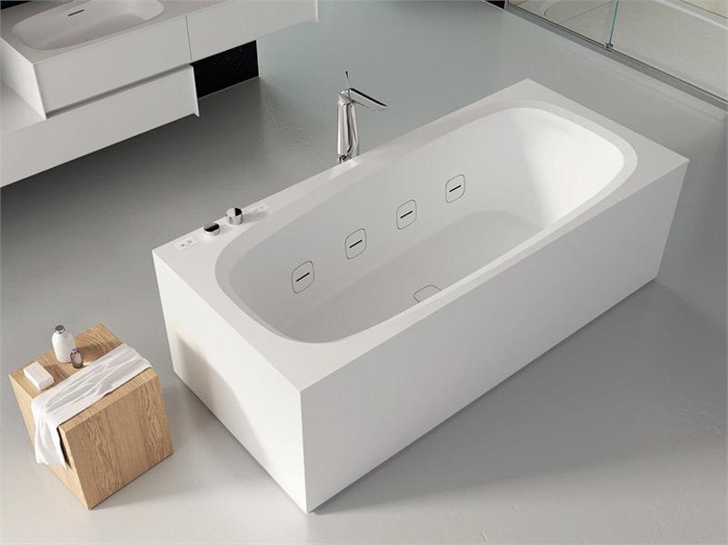 Hydroline le syst me d hydromassage invisible de teuco for Teuco baignoire