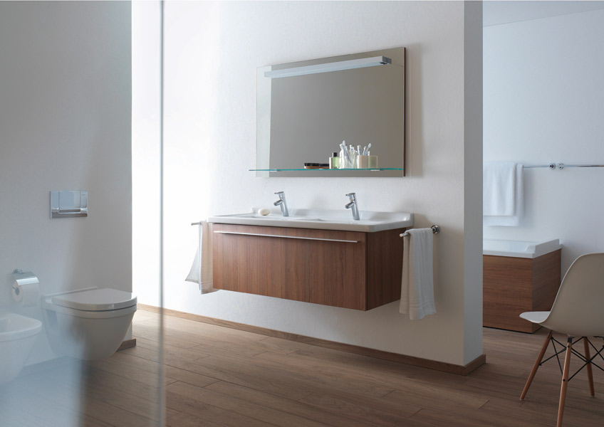 philippe starck s 39 invite dans nos salles de bains inspiration bain. Black Bedroom Furniture Sets. Home Design Ideas