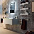 Salle de bains Domino44, la nouveauté Artelinea