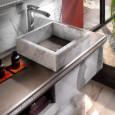 Les salles de bains en marbre de Margraf