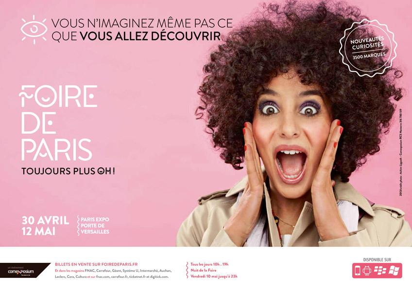 La Foire de Paris du 30 avril au 12 mai 2013