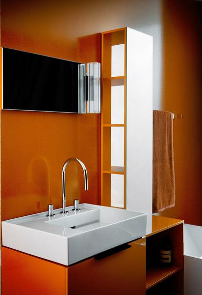 Salle de bains Kartell by Laufen