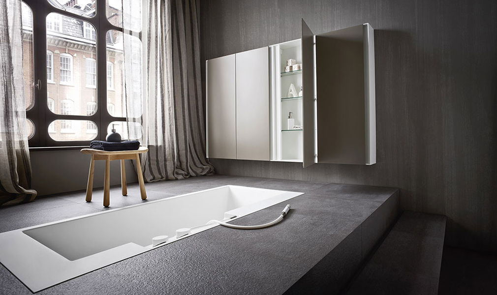 """Salle de bains """"Ergo_nomic"""" de Rexa Design"""