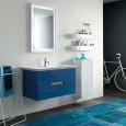 La petite salle de bains design d'Inda