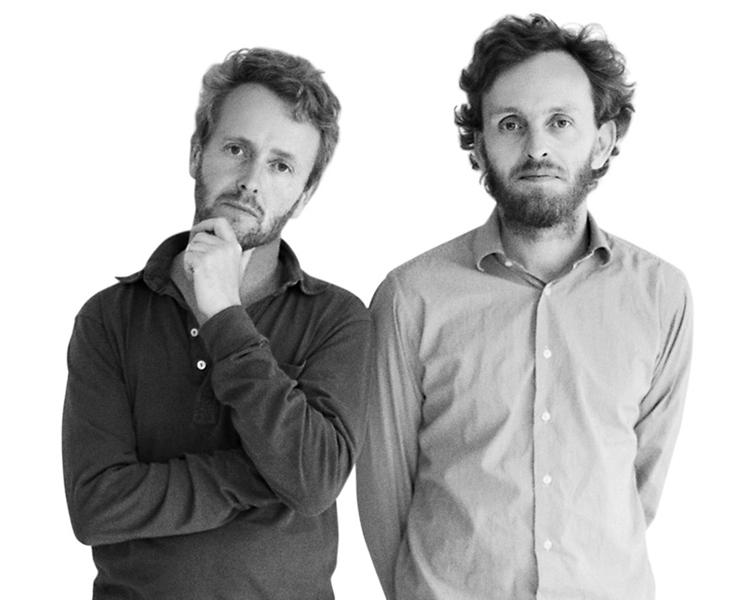 Les designers Ronan et Erwan Bouroullec