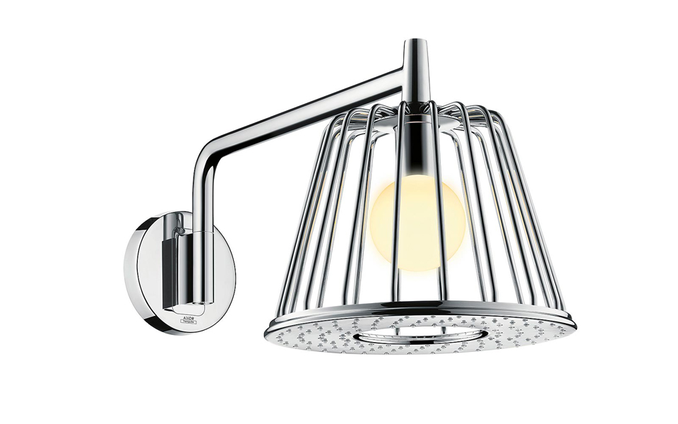 """Axor LampShower"", Axor d'Hansgrohe"