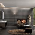 La salle de bains du designer Antonio Citterio