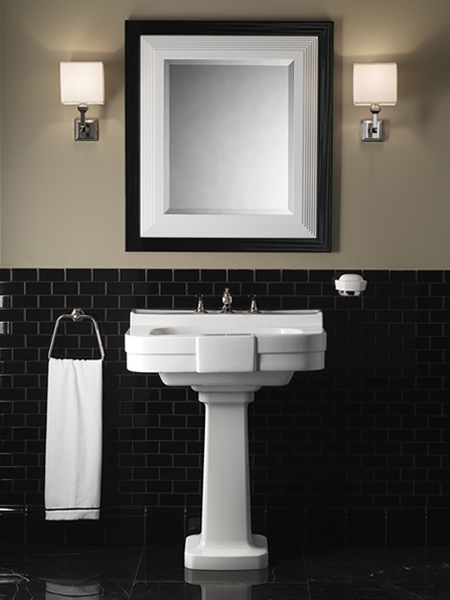 un nouveau lavabo pour booster sa salle de bains inspiration bain. Black Bedroom Furniture Sets. Home Design Ideas