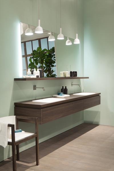 Salle de bains KI de Nendo pour Scavolini