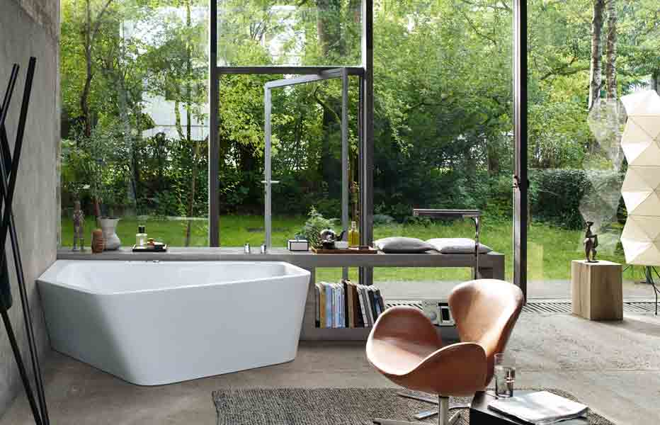 la salle de bains pour homme de duravit inspiration bain. Black Bedroom Furniture Sets. Home Design Ideas