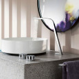 Cinq robinets ultra-design