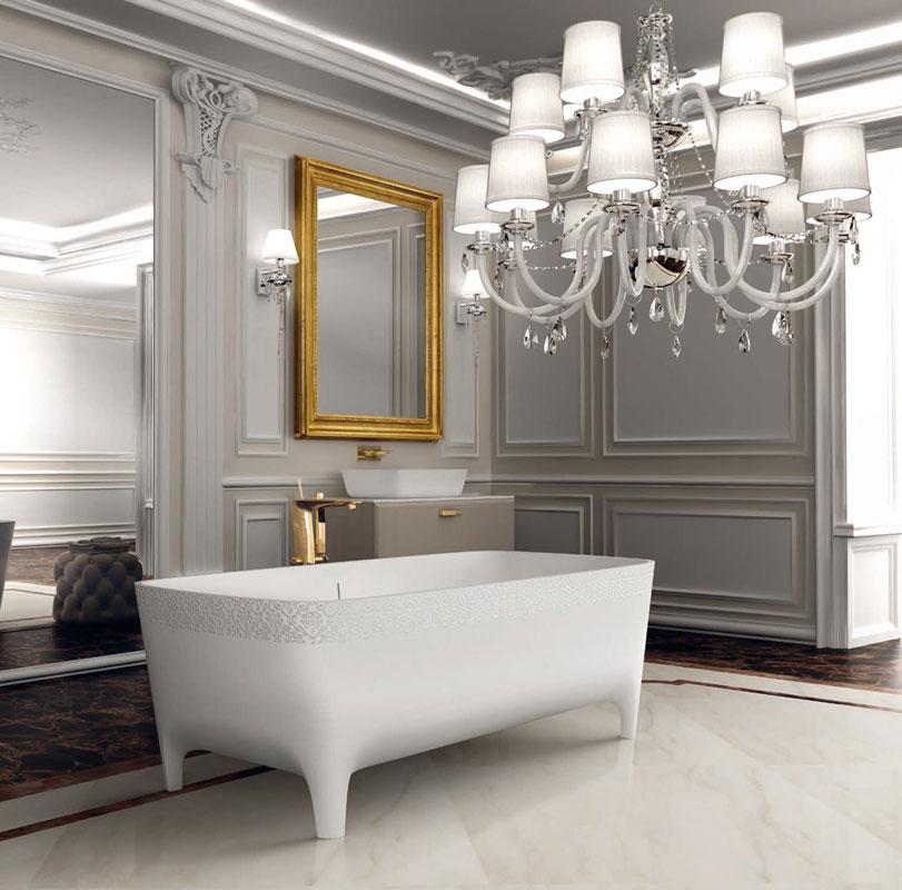 10 sublimes baignoires blanches inspiration bain for Teuco baignoire