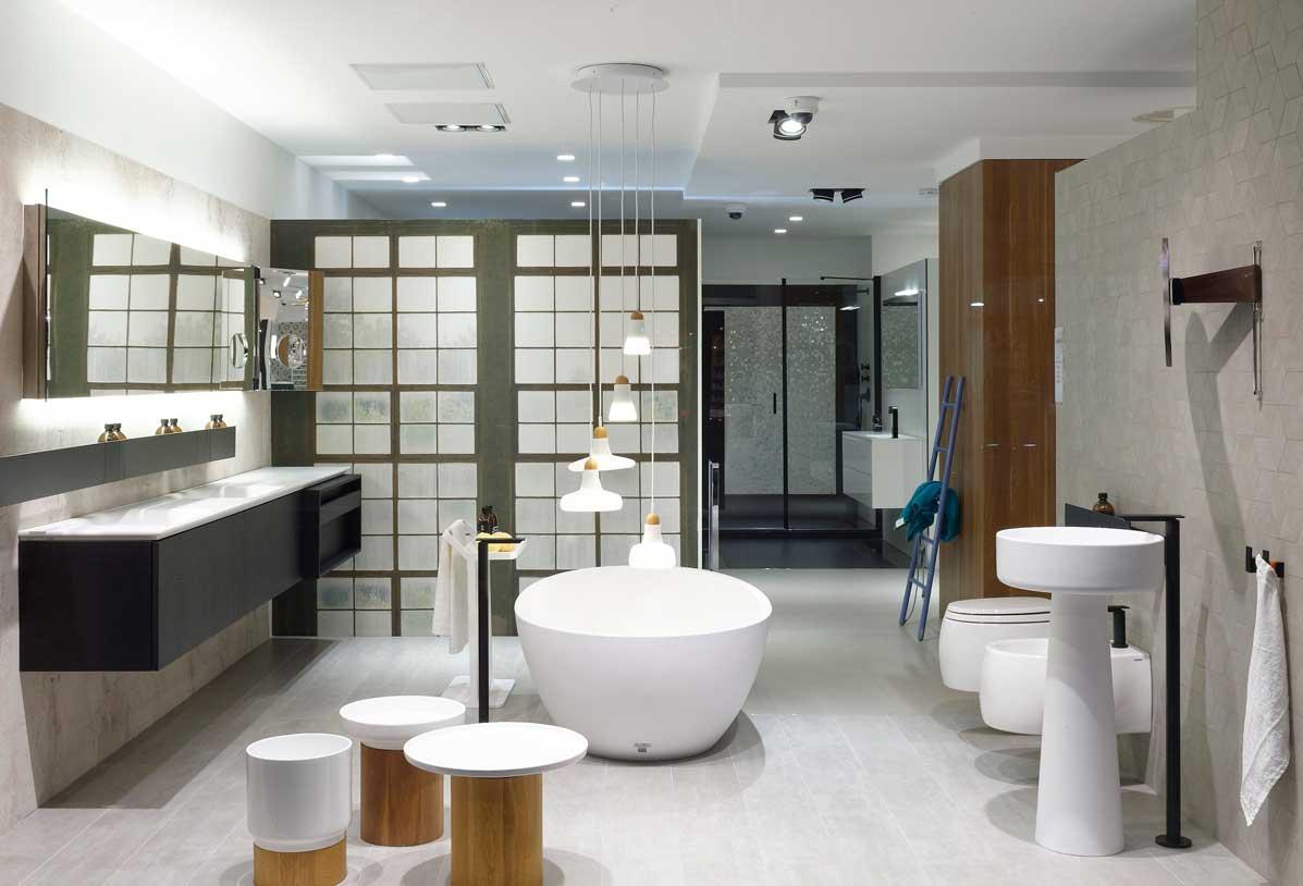 Magasin d couvrir bains et d co inspiration bain for Decoration de sal de bain