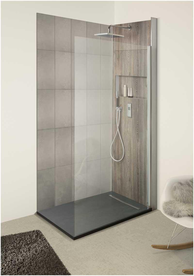 la douche objectif bien tre inspiration bain. Black Bedroom Furniture Sets. Home Design Ideas