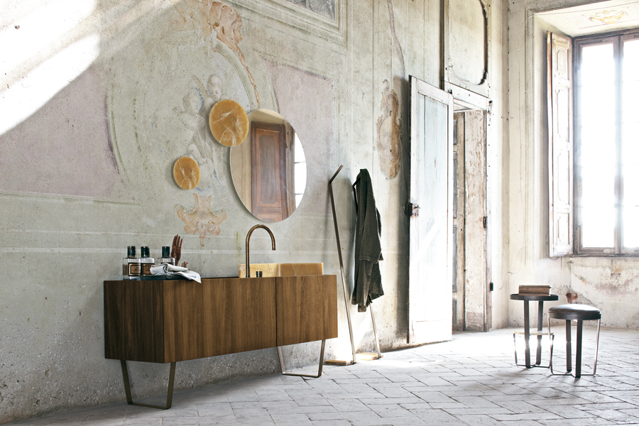 meuble salle de bain rtro awesome meuble salle de bain. Black Bedroom Furniture Sets. Home Design Ideas