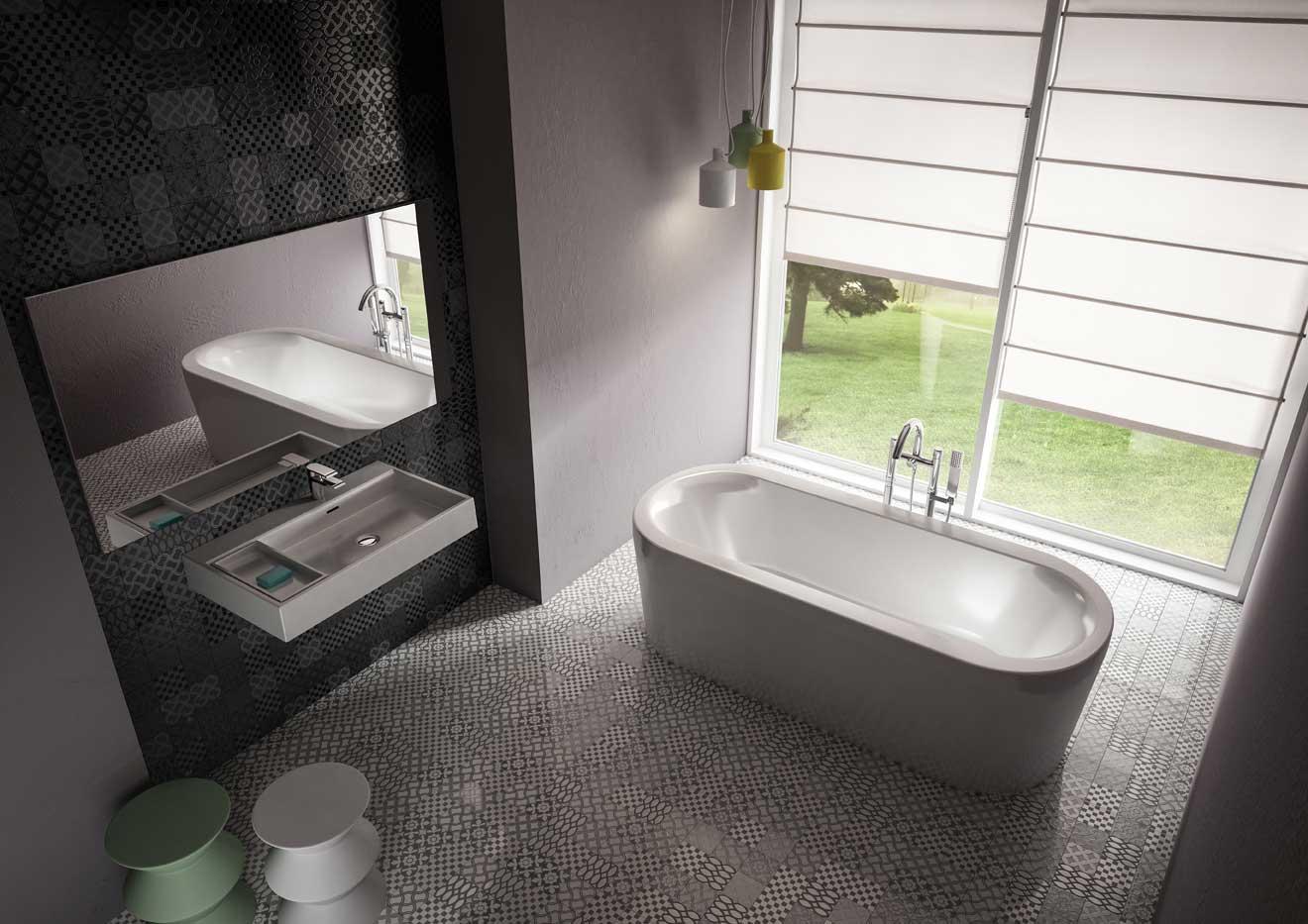 La baignoire lot la star de la salle de bains for Teuco baignoire