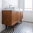 La commode-vasque : quand la salle de bains fait salon