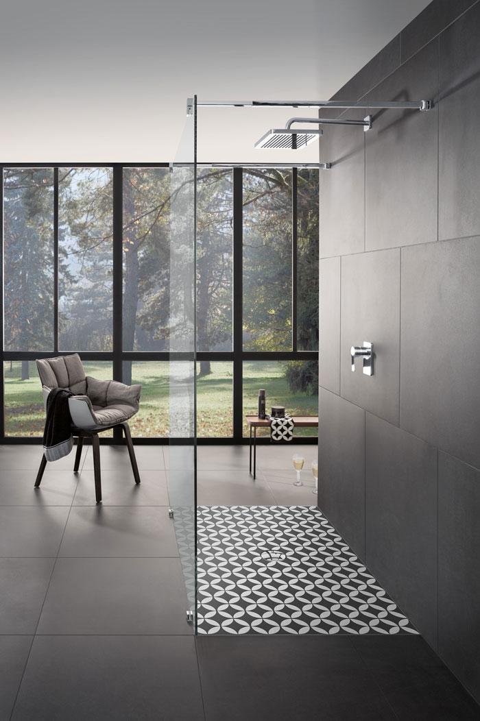les receveurs de douche villeroy boch donnent le ton. Black Bedroom Furniture Sets. Home Design Ideas