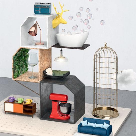 Inspiration bain le magazine de la salle de bains - Foire de paris 2017 invitation gratuite ...