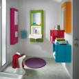 Meubles de salle de bains pour petits espaces