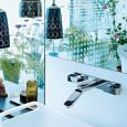 Les nouveaux robinets de salle de bains