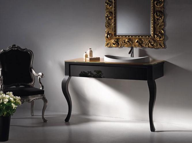 Metafora de Artelinea, salle de bains baroque, meubles de salle de bains